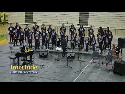 2018 Waipahu Complex Concert Honowai Elementary School