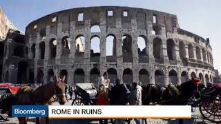 Why Rome Ranks at European Bottom for Quality of Life