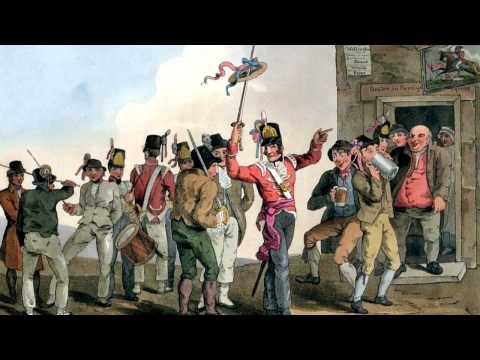 The Rambling Soldier: John Tams