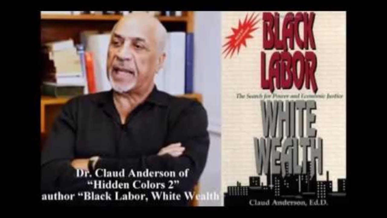 Why African Anericans are offered jobs but not ownership and economic power - Dr Claud Anderson