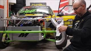 Modificación Tubos Intercooler Bmw E30 Turbo E02
