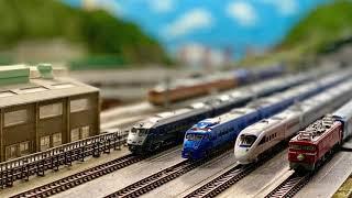 【Nゲージ】 彩り鮮やか!九州を走る列車パラダイス!〜浪漫鉄道〜
