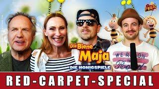 Die Biene Maja - Die Honigspiele - Premiere München | Jan Delay | Andrea Sawatzki | Uwe Ochsenknecht