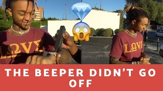 KingJosh TEST's SWAE LEE's DIAMONDS💎😱  to SEE IF THERE REAL! RAPPER EDITION!!!