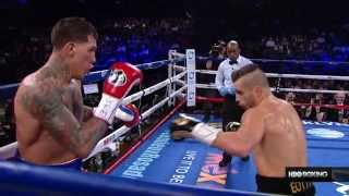David Lemieux vs. Gabe Rosado 2014 [Full Fight]
