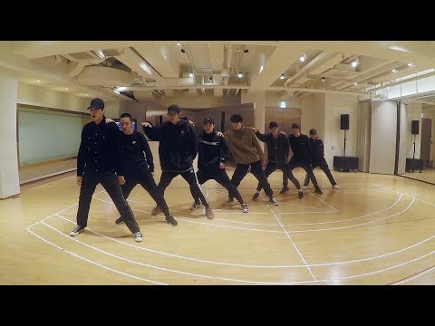 EXO 'Electric Kiss' Dance Practice - видео онлайн