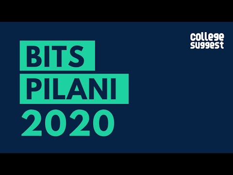 BITS Pilani - Review 2020 | Students | Faculty | Placements | Recruiters | Campus Life