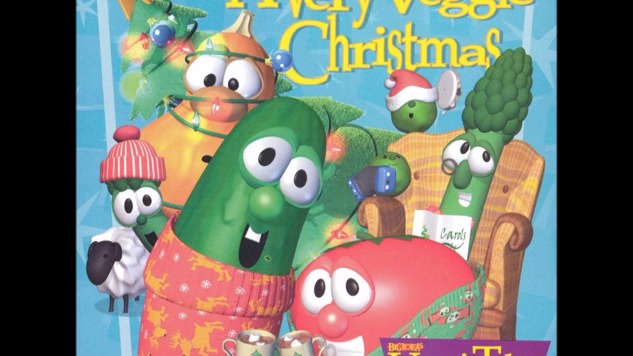 A Very Veggie Christmas.Veggietales A Very Veggie Christmas Full Album Audio Hq