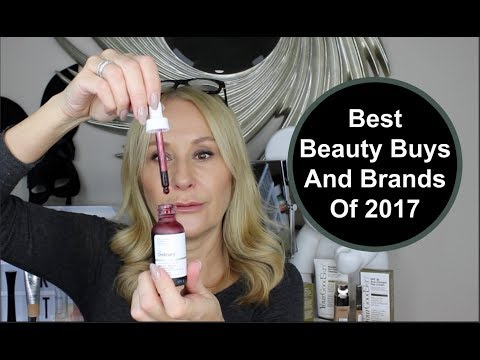 Best Beauty Brands and Buys Of 2017 - Nadine Baggott
