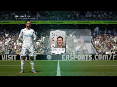 FIFA Online 4 – Hướng dẫn cơ bản – Phần 1