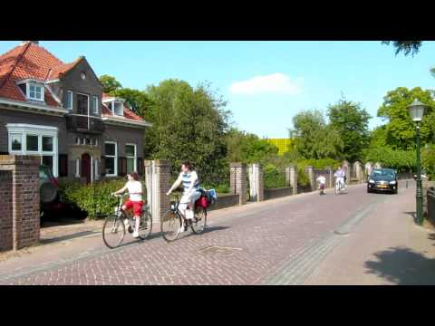 Weekend Cycling in the Netherlands