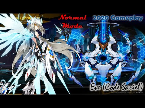 [Elsword] Code Sariel On Debrian Laboratory 11-4 [2020 Gameplay]