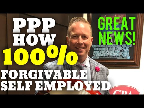 ppp-how-100%-self-employed-ppp-can-be-forgiven-[24-week-option]