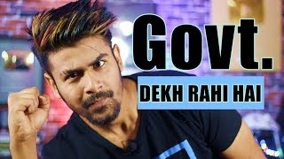 Govt Ki Baat Sun Lo | Govt Public DNS In India Japan Govt Hacking? | Website Opening Automatically ?