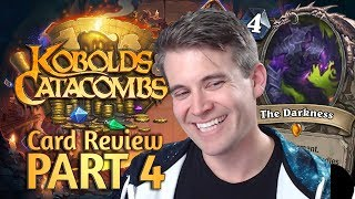 (Hearthstone) Kobolds & Catacombs Review: Part 4 (Neutral)