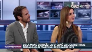 Central CMD: Entrevista a Rocío Miranda
