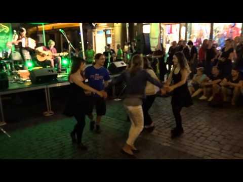 Quebecois Breton Celtic Music in Quebec City