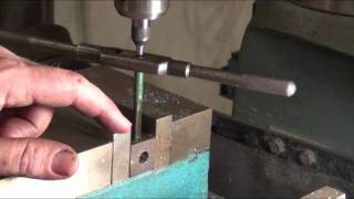 Restoring My $5.00 Arbor Press.wmv