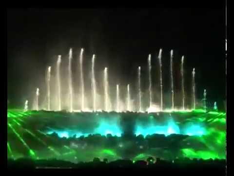 Water Shows Akshardham