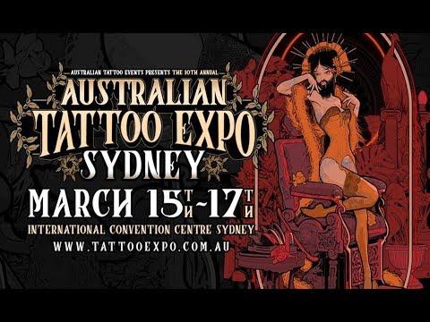 Australian Tattoo Expo, Sydney 2019