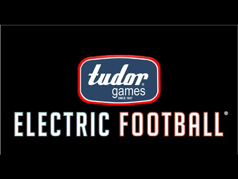 Tudor Games Electric Football is BACK!!!