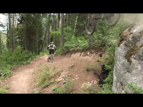 Freeride Mountain Biking - Freedom Riders Movie Trailer