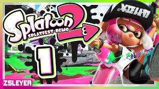 ROCK VS. POP, was wird siegen? - #1 - Splatoon 2 - Splatfest Demo | ZSleyer thumbnail