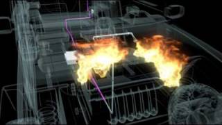 LVT fire detection and suppression systems