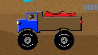 Quick Snip 8 - Kids Car Crusher Video For Children