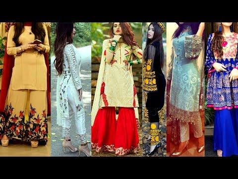 Stylish Pant/Palazoo/Sharara design for girls & women|beautiful dress collection|latest dresses|