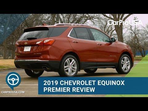2019 Chevrolet Equinox Premier Review | CarProUSA