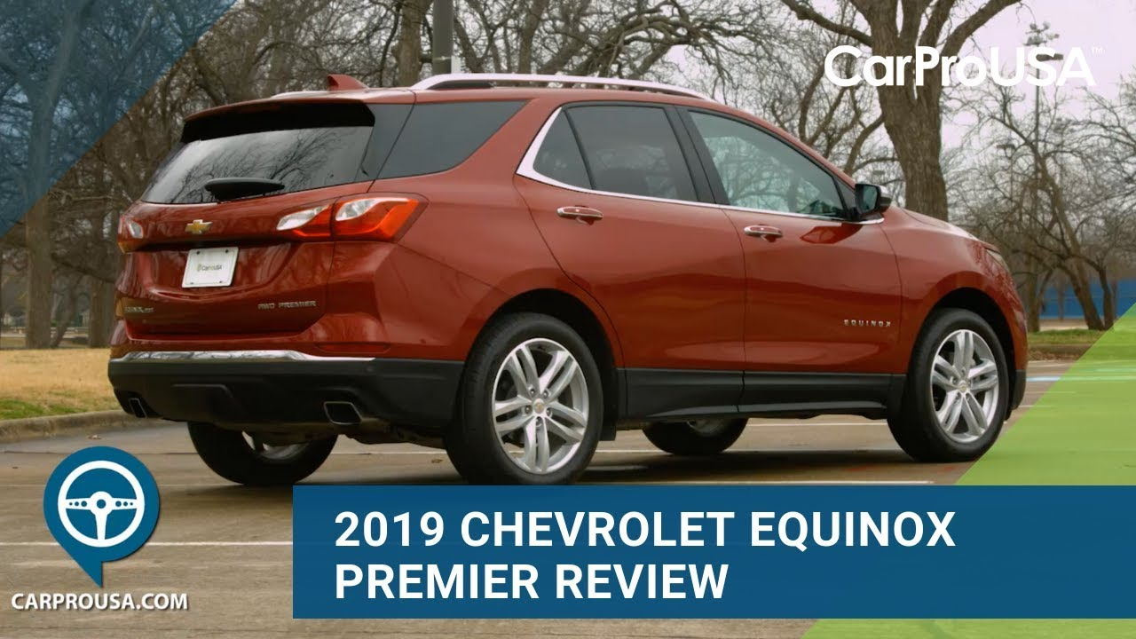 Chevy equinox 2019 review