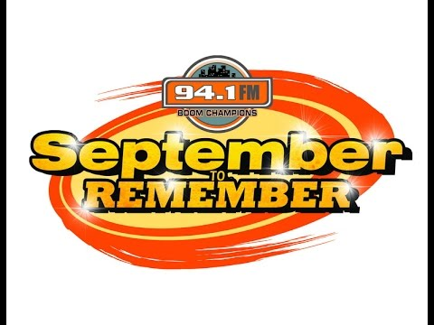 September to Remember (2014) - Prize Delivery !!!
