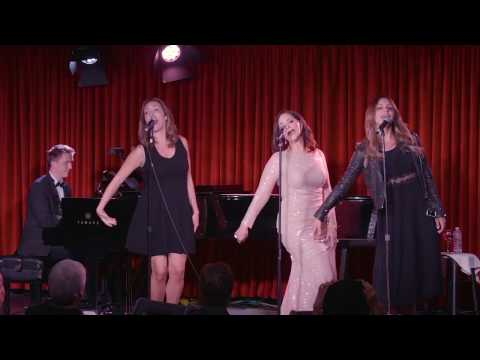 Katharine McPhee singing with her Mom & Sister