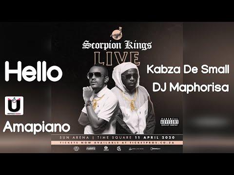 Hello (Official Audio)   Kabza de Small, Dj Maphorisa