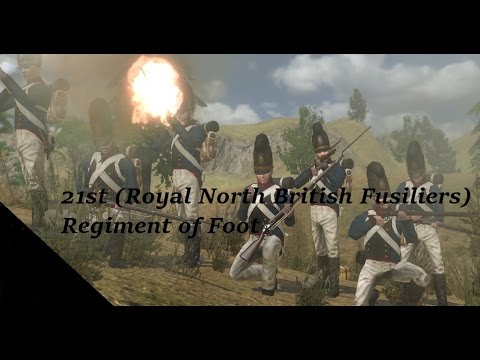 M&B || What an Army! || 21st Regiment of Foot