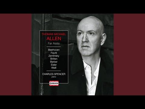 Walzer-Gesange nach toskanischen Volksliedern, Op. 6: No. 4. Ich gehe des Nachts
