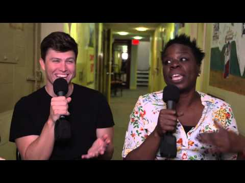 Thumbnail: Leslie Jones & Colin Jost's First Time - 2016 Moontower Comedy Festival in Austin TX
