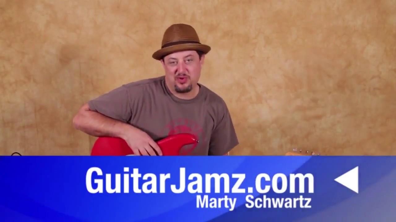Riff interactive guitar tutor bb kings style