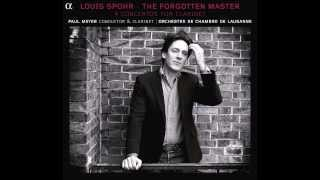 1/3 Allegro moderato - Louis Spohr Clarinet Concerto N°3 WoO 19, Paul Meyer