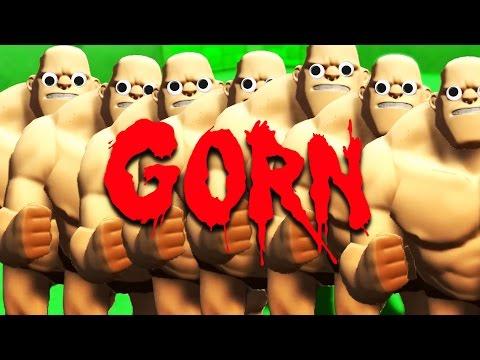 ENDLESS MODE! - Gorn Gameplay - Gorn Update - VR HTC Vive