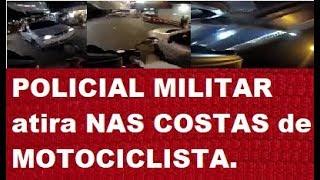 Baixar POLICIAL MILITAR atira NAS COSTAS de MOTOCICLISTA em MANAUS. (Notícia)