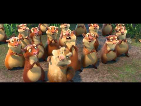 Ice Age 4 The Hyrax clip