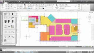 Managing Spaces: AutoCAD Architecture 2013