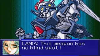 Super Robot Wars Original Generation 2 - Ashsaber All Attacks