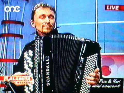 Virtuoso accordion - Flick-flack live on TV. Карусель