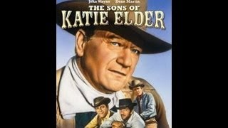 Theme Music for The Sons of Katie Elder - Elmer Bernstein (Learning)