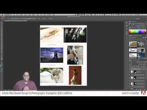 How to Automate Adobe Photoshop & Lightroom CC Part 2 | Photoshop
