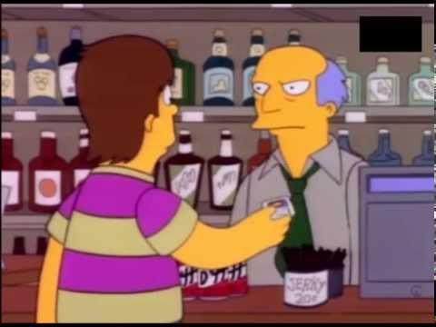Homer Simpson Canzone della Birra