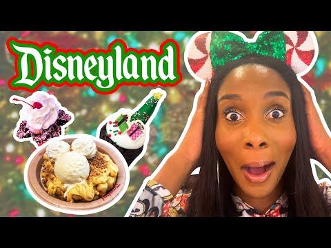 10 Best & Worst Disneyland Holiday Food 2019!